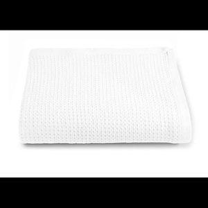 kassatex messina queen coverlet Waffle Blanket